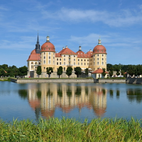 Zámek Moritzburg