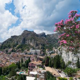 Sicilská Taormina