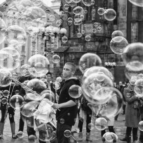 Bubliny...