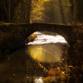 Most do zimy