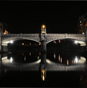 Podzimní Wilsonův most