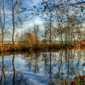 Podzim na Radbuze - I