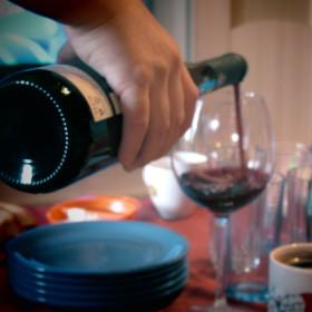 Narozeniny s vínem