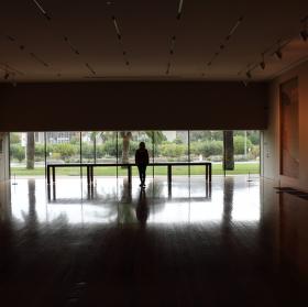 jedinečnost prostoru - de Young Museum San Francisco