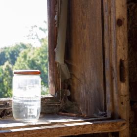 okno do časů dávno zapomenutých