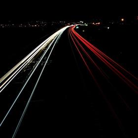 Světla z města