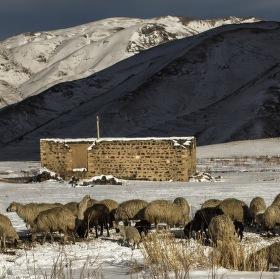 Nahorny Karabach Januar 2013....