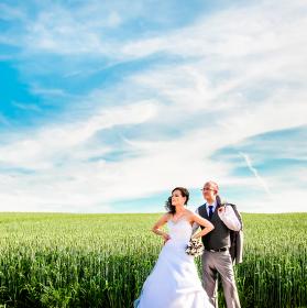 Svatební Martička a Honza
