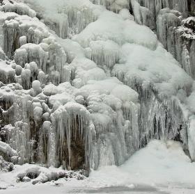 z vodopádu ledopád