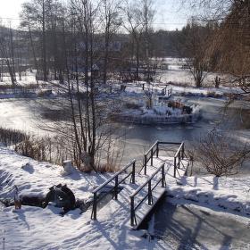 Zima na Lindavě