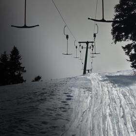 Po lyžování...