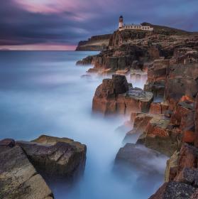 Lighthouse - Isle of Skye
