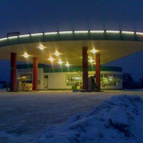 Noční čerpací stanice
