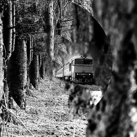 vlak z neznáma