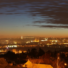Po pražských věžích a věžičkách