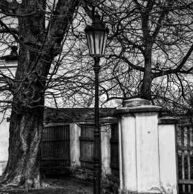lampa u zdi