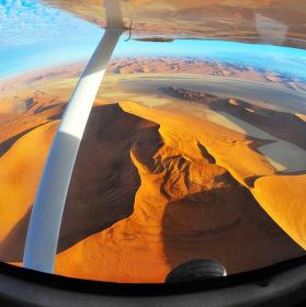 poušť do kulata