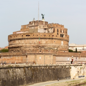 Castel Sant'Angelo a Ponte Sant'Angelo