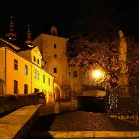 Kněžská brána Žatec
