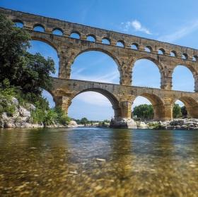 Pod Pont du Gard