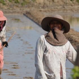 Tváře Kambodže