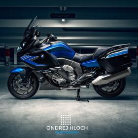 BMW K 1600 GT / obývák na kolech