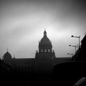 Praha melancholická