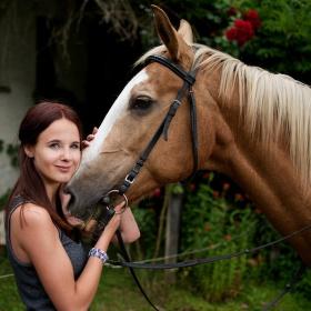 Adél a kůň
