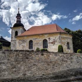 Kostel sv. Jiljí, Bezděz