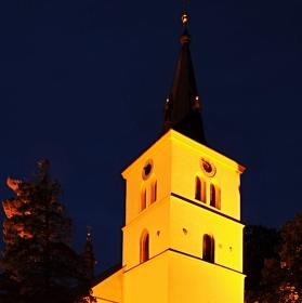 Skuteč - kostel