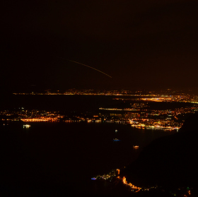 Night vision on Nice! :)