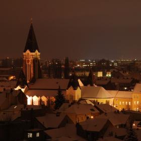 Kostel Nejsvětějšího srdce Páně v Brně