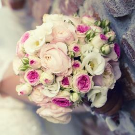 Svatební detajl