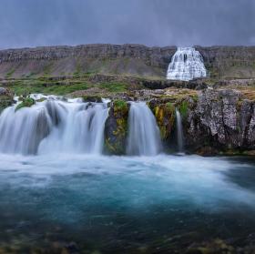 Islandská sprcha