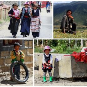 Tibet - krásná země, krásní lidé, těžký život