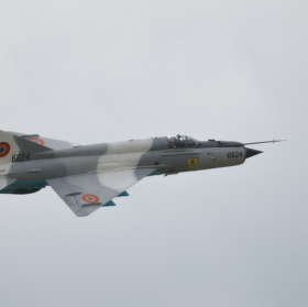 MIG-21 LanceR ( Romanian Air Force)