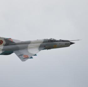 MIG-21 LanceR ( Romanian Air Force)