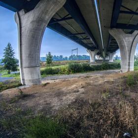 Dálniční viadukt