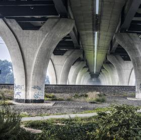 Dálniční viadukt 2
