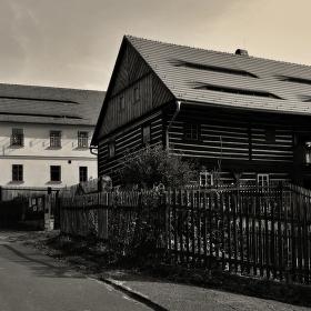 domky v Zubrnicích