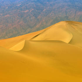 Mesquite Flat Dunes_Death Valley_California