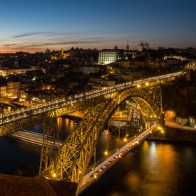 Noční Porto