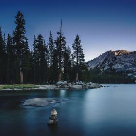 Tresidder Peak | Sierra Nevada High Country