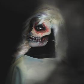 Halloween trochu se spožděním..