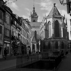Katedrála Sv. Martina, Colmar