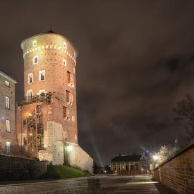 Krakow- na zámku Wawel