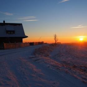 Před západem slunce