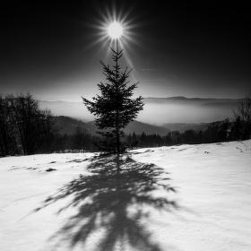 Vánoce na horách