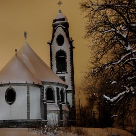 Kaple Matky Boží U Obrázku