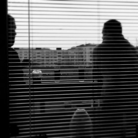 balkónová siesta
